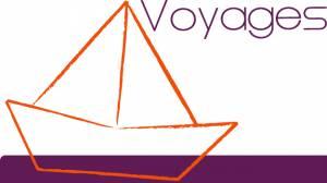 Illustration Voyages installation artistique photomaton