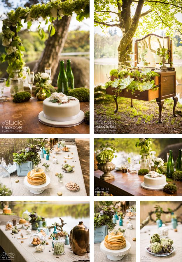 Shooting photos avec l'Événement mariage et studio happy to See