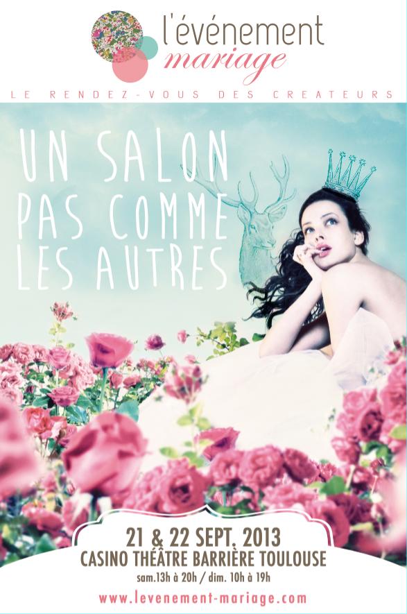 Salon L'Événement mariage Toulouse