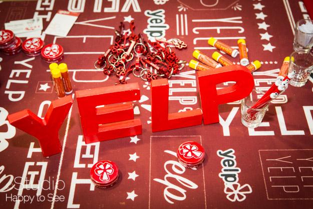 Soirée Yelp événement elites #1