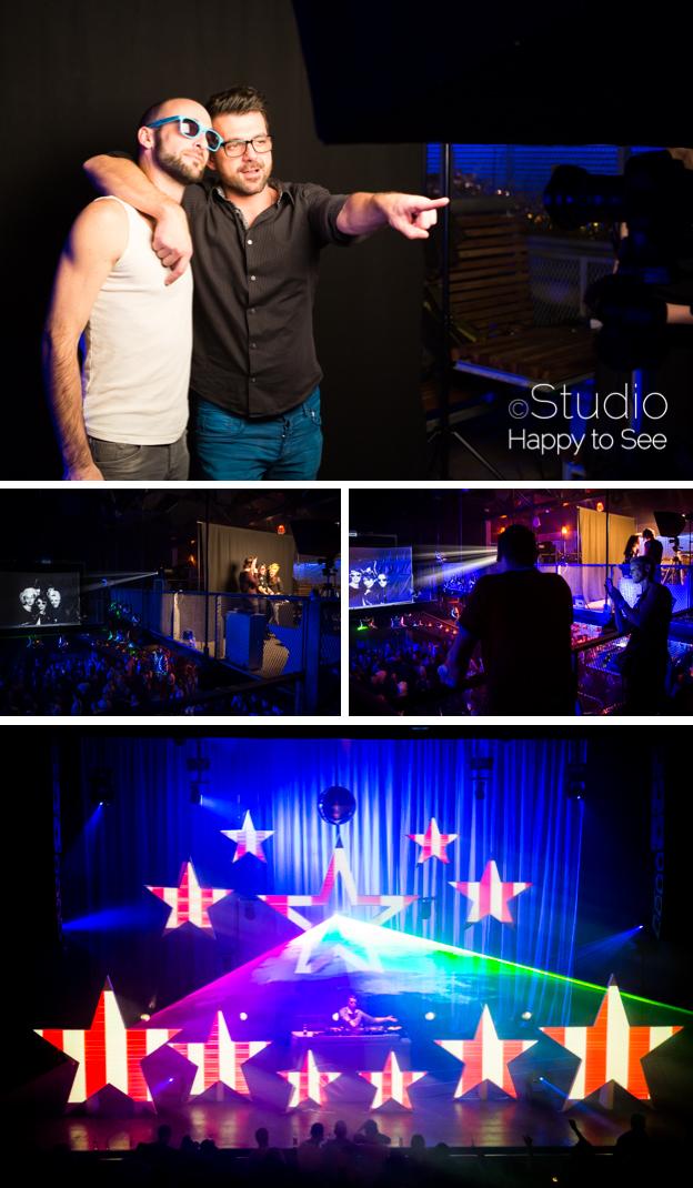 Studio Mobile au Bikini soirée anniversaire