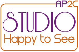 Logo Studio Happy to See Ap2C