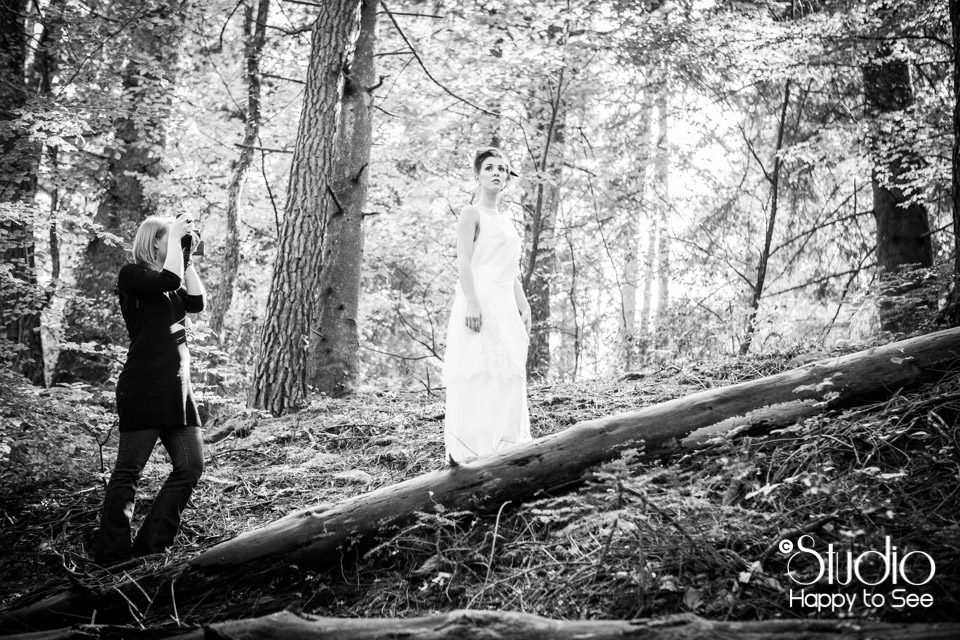 photographe reportage mariage making off