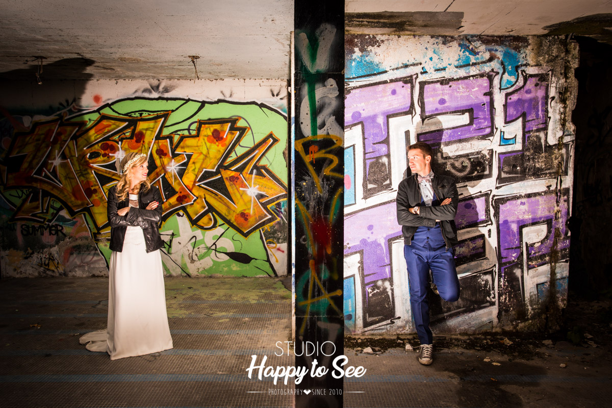 trash the dress geek street art