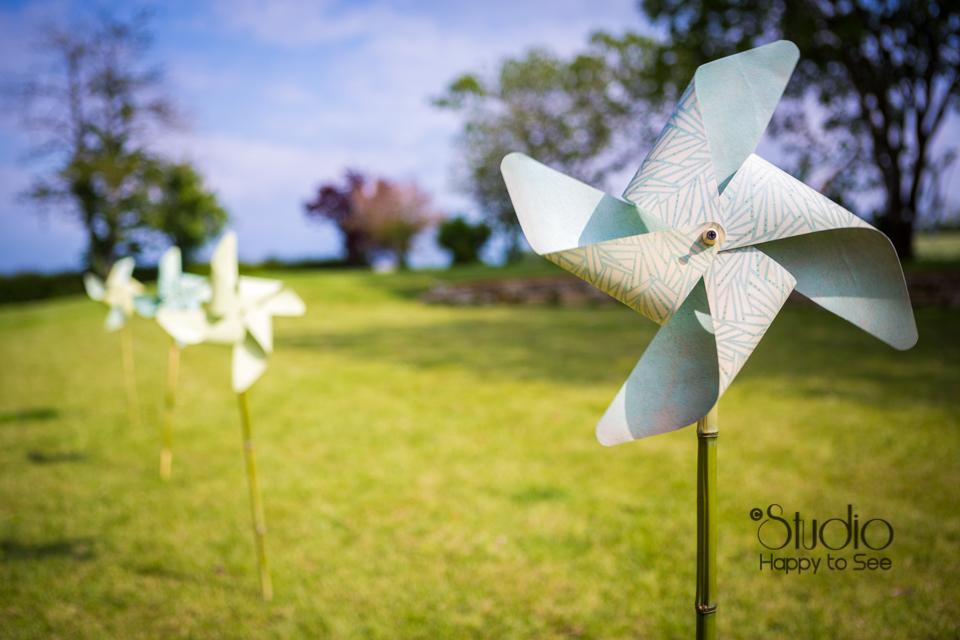 origami moulin à vent photographe de mariage Tarn