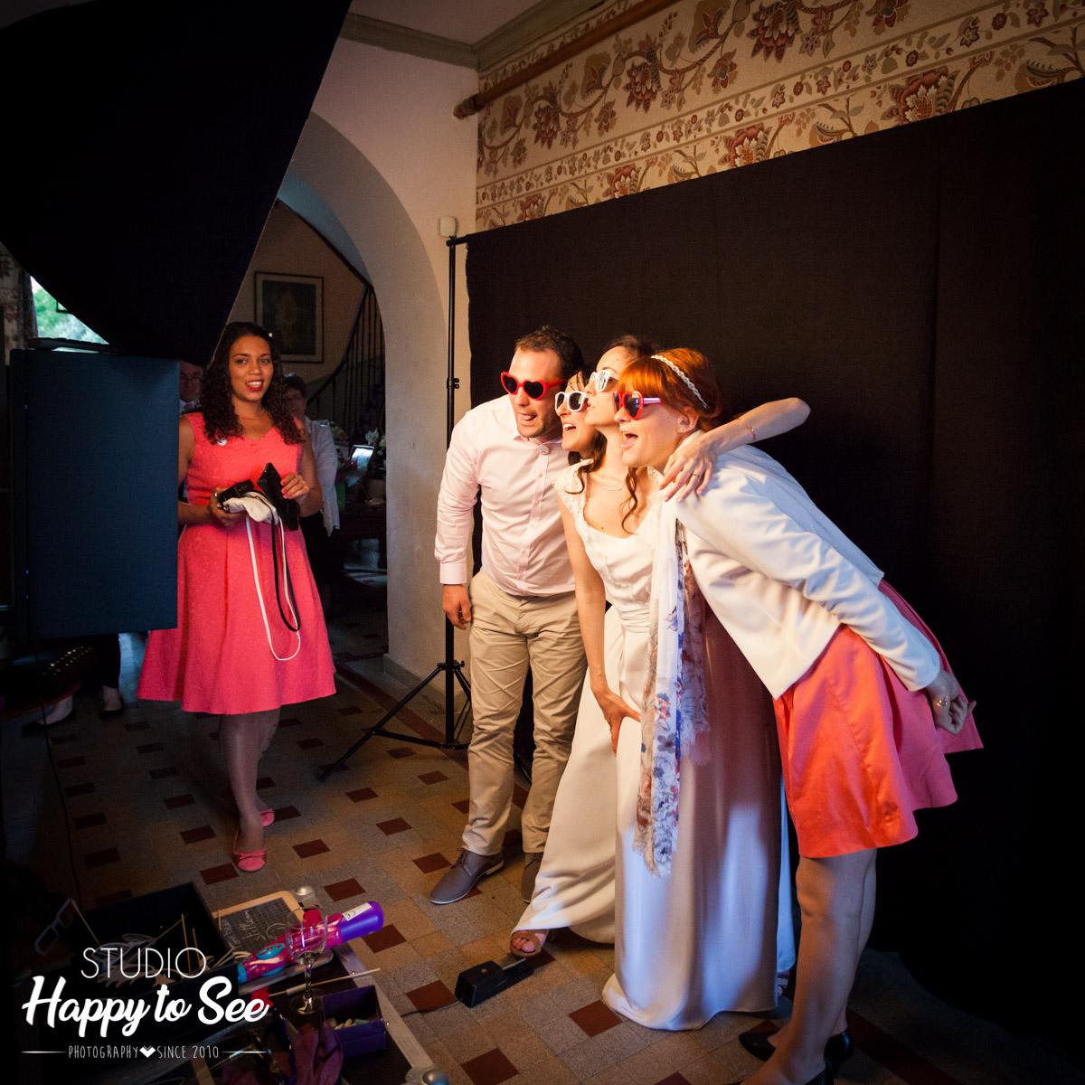 Photobooth mariage Toulouse Haute Garonne