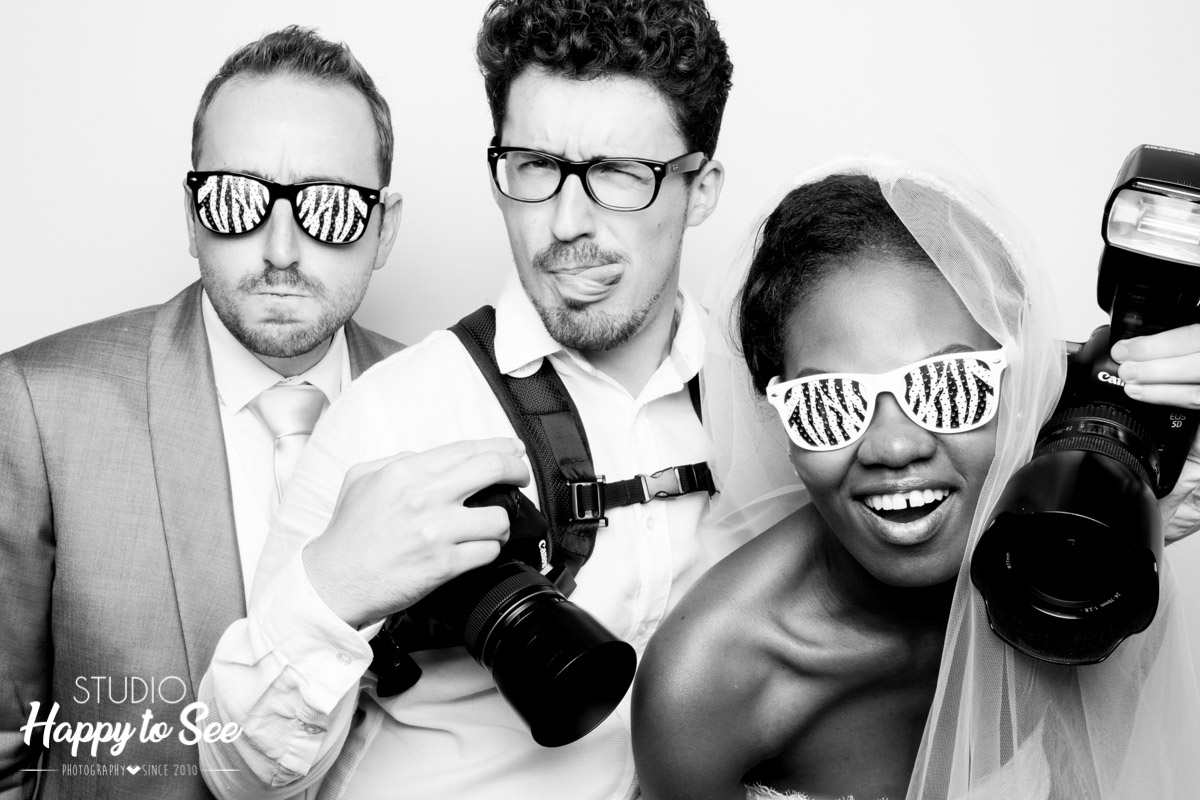 Photobooth original mariage