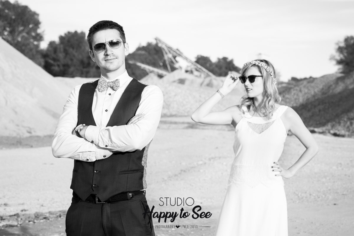 trash the dress mariage toulouse