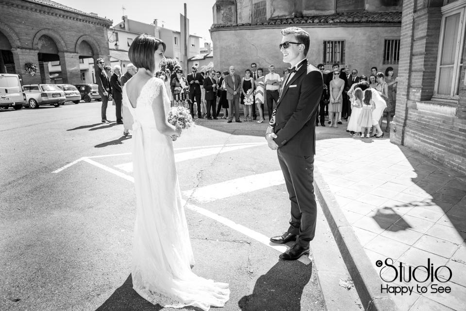 Reportage Mariage à Lévignac