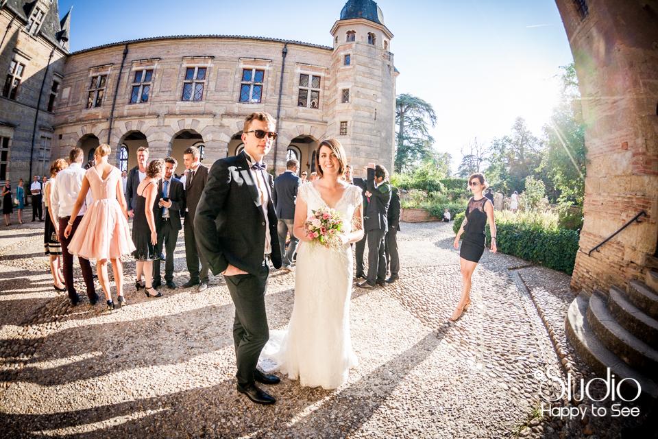 Reportage Mariage au Château de Coumont