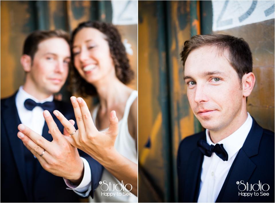 Photographe Mariage moderne chic