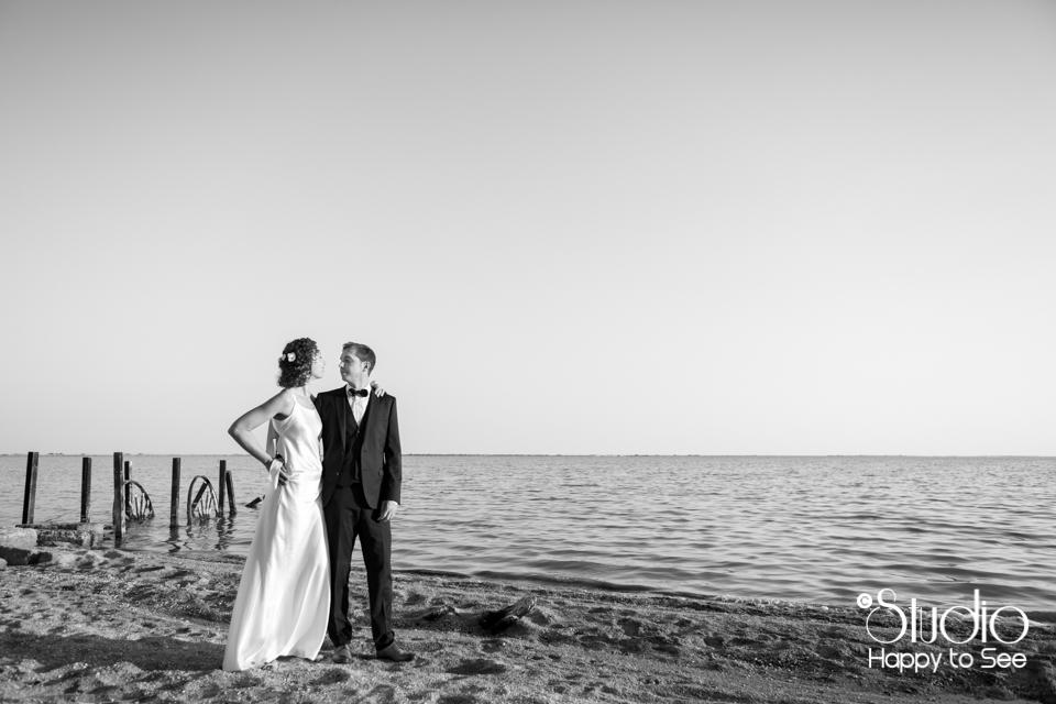 Photographe Mariage chic bords de mer