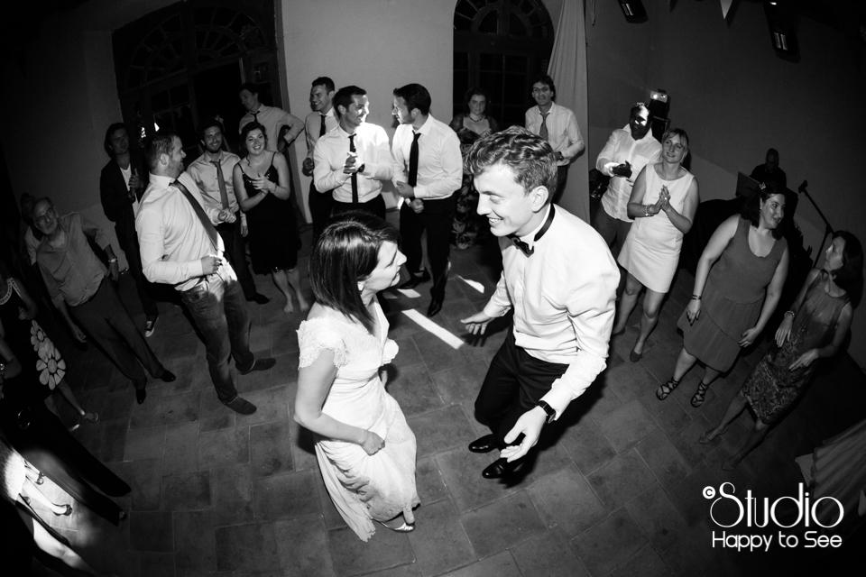 Mariage soirée à Cazaux-Savès