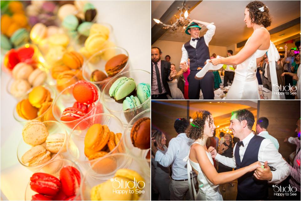 Reportage mariage soirée Domaine des Moures