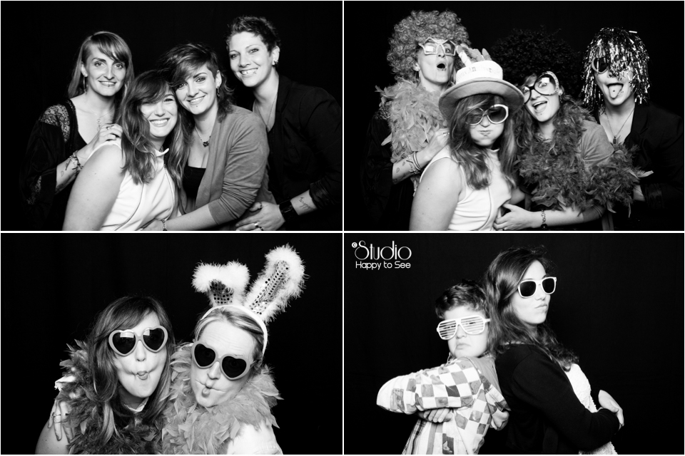 Photobooth anniversaire