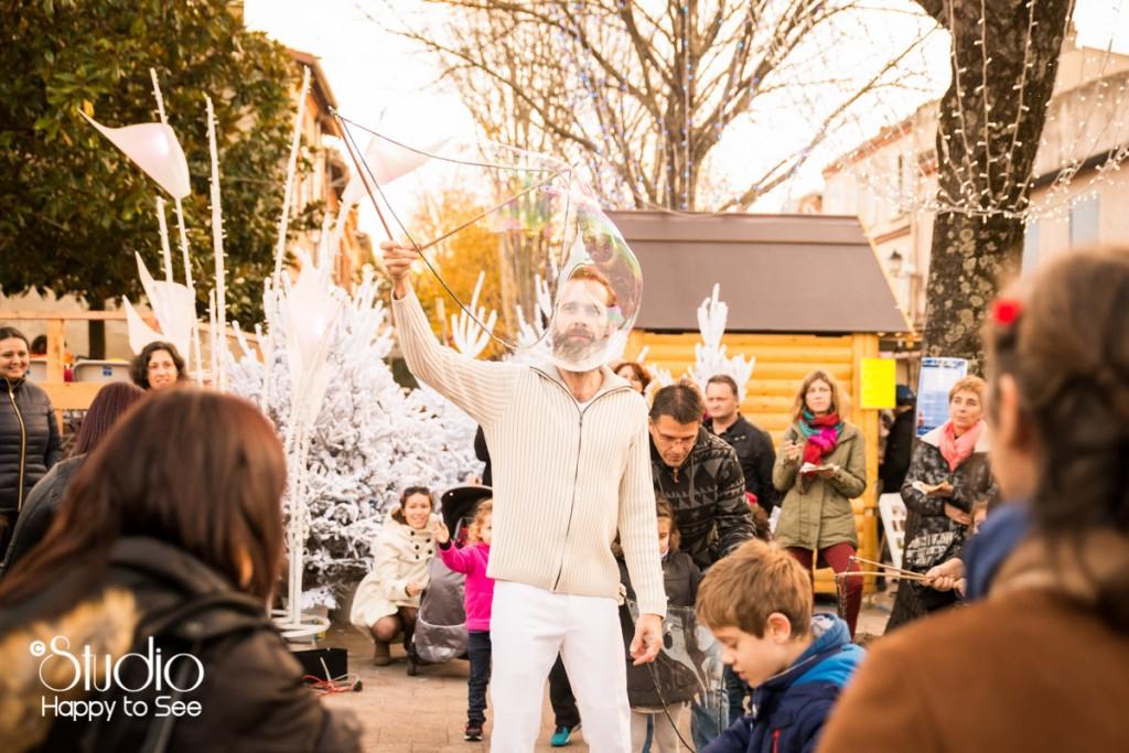 Animation Marche de Noel a Blagnac