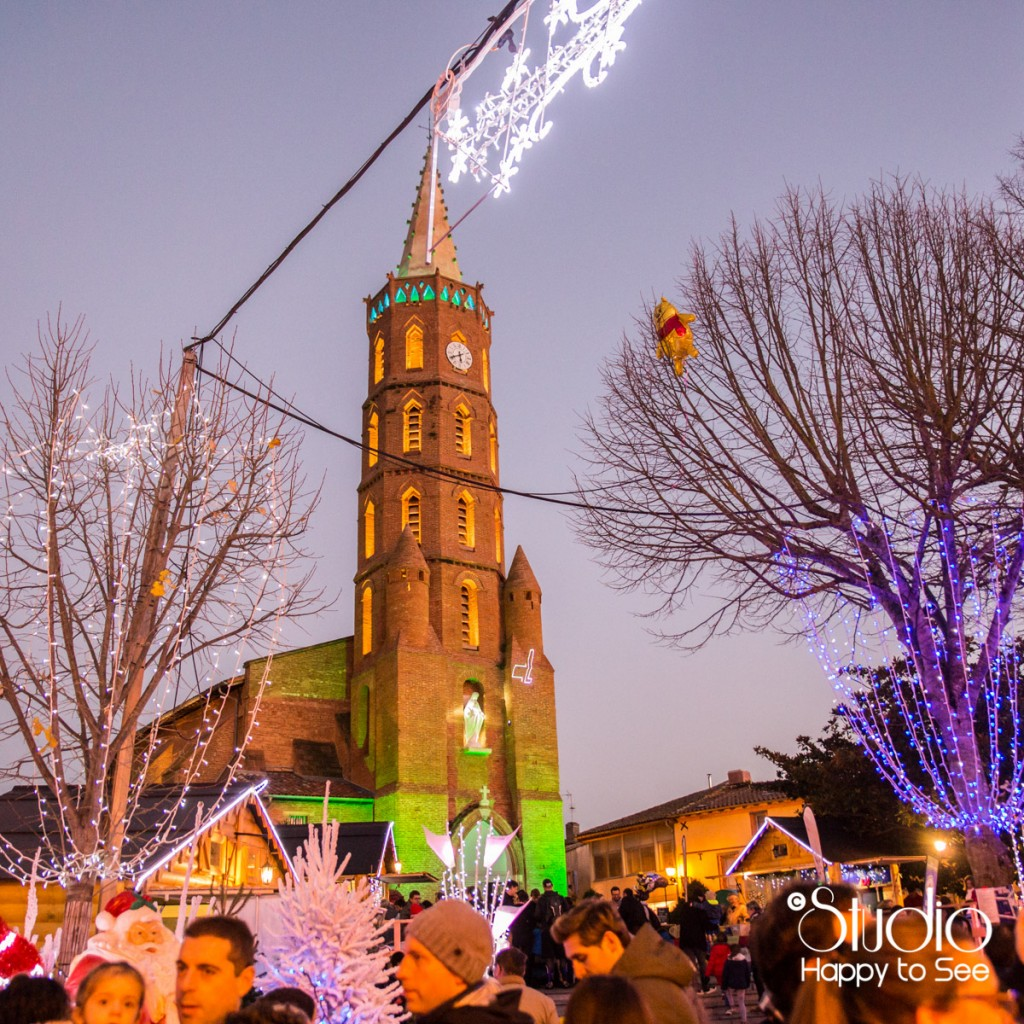 Marche de Noel a Blagnac
