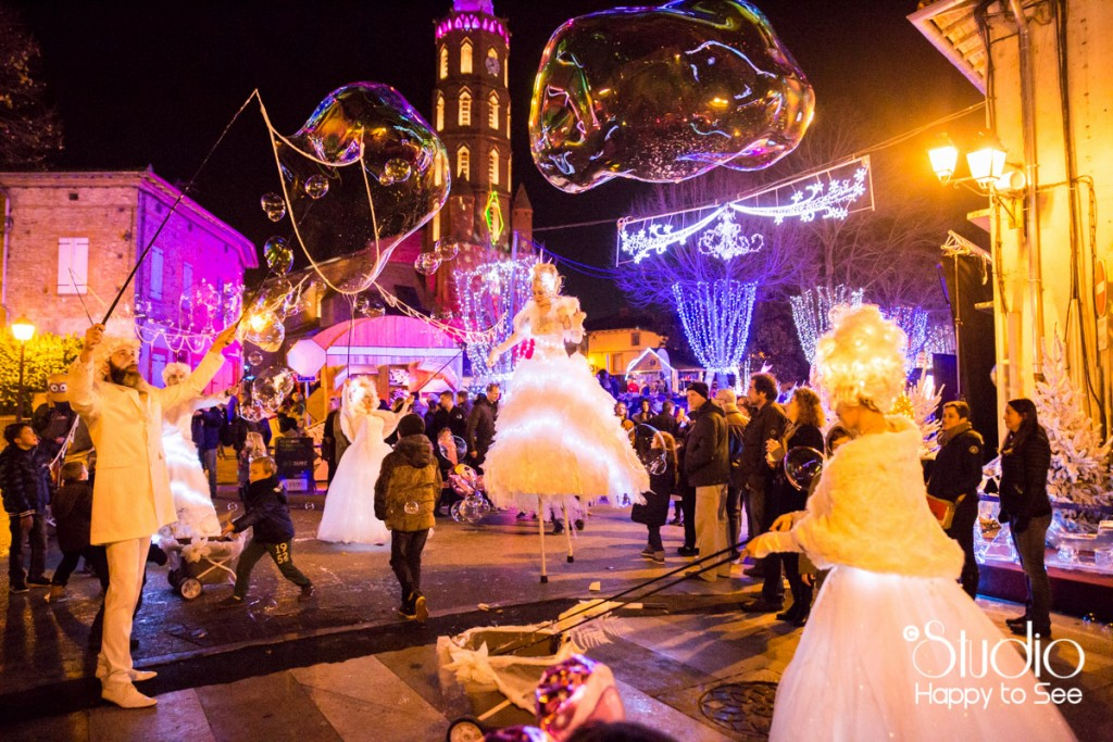 Spectacle Marché de Noel à Blagnac