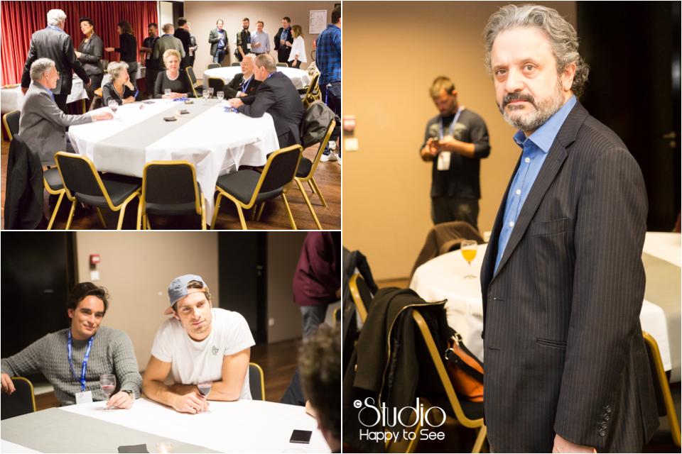 Coulisses Fous Rires de Toulouse au Casino Barriere avec Kevin et Tom, Eric Laugérias