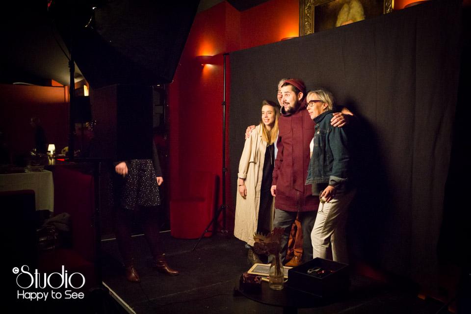 Studio Mobile au theatre Le Rex a Toulouse avec Artus