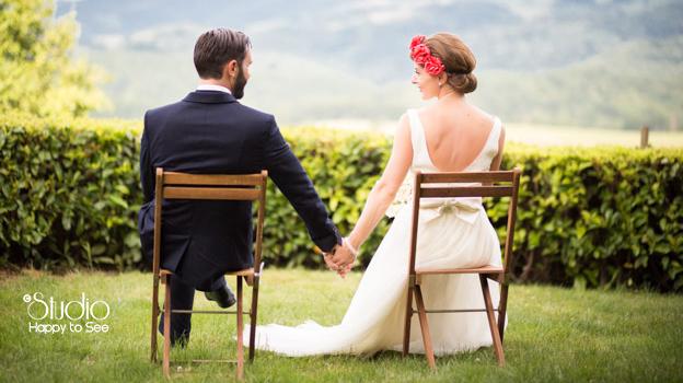 mariage retro chic en ariege la ferme de jeanne - Photographe Mariage Ariege