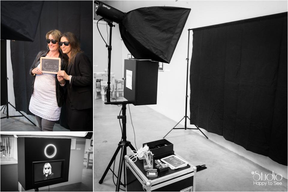 Studio Mobile Photographe Espace Cobalt Toulouse