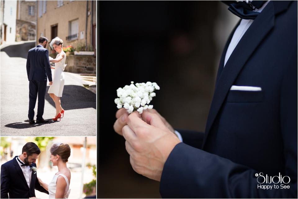 Mariage chic en Ariege a Castillon en Couserans