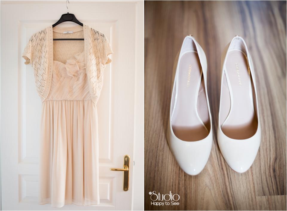 Preparatifs robe dentelles mariage Toulouse