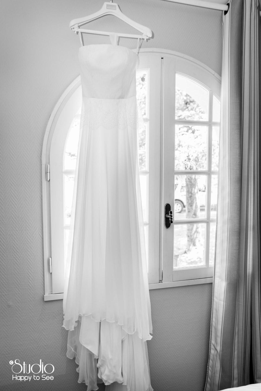 Mariage a Castres robe de mariee
