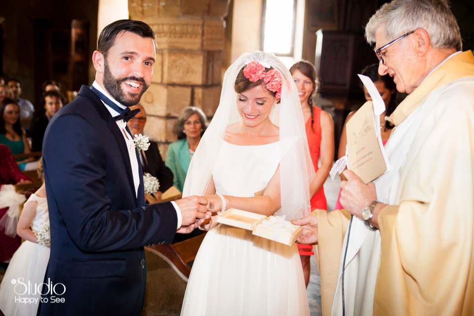 Mariage Eglise d'Audressein