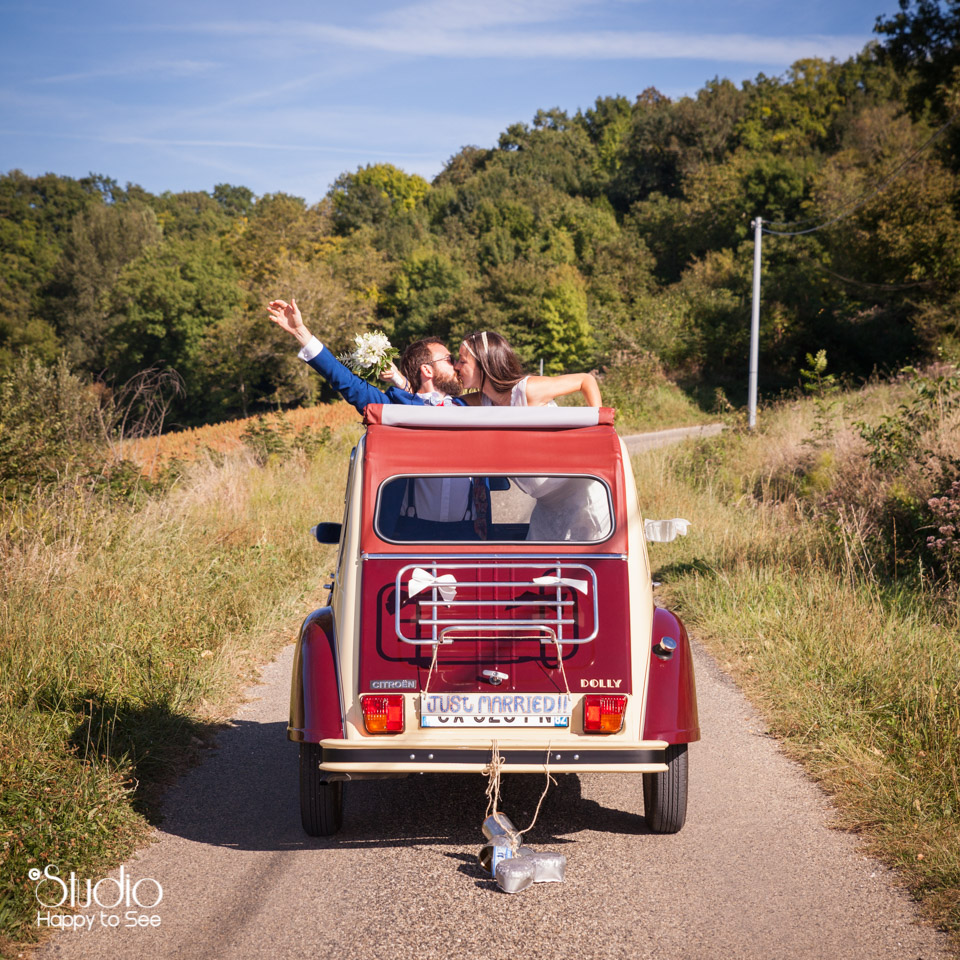Mariage hippie chic boheme