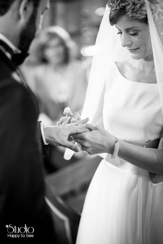 Ceremonie Mariage Eglise d'Audressein