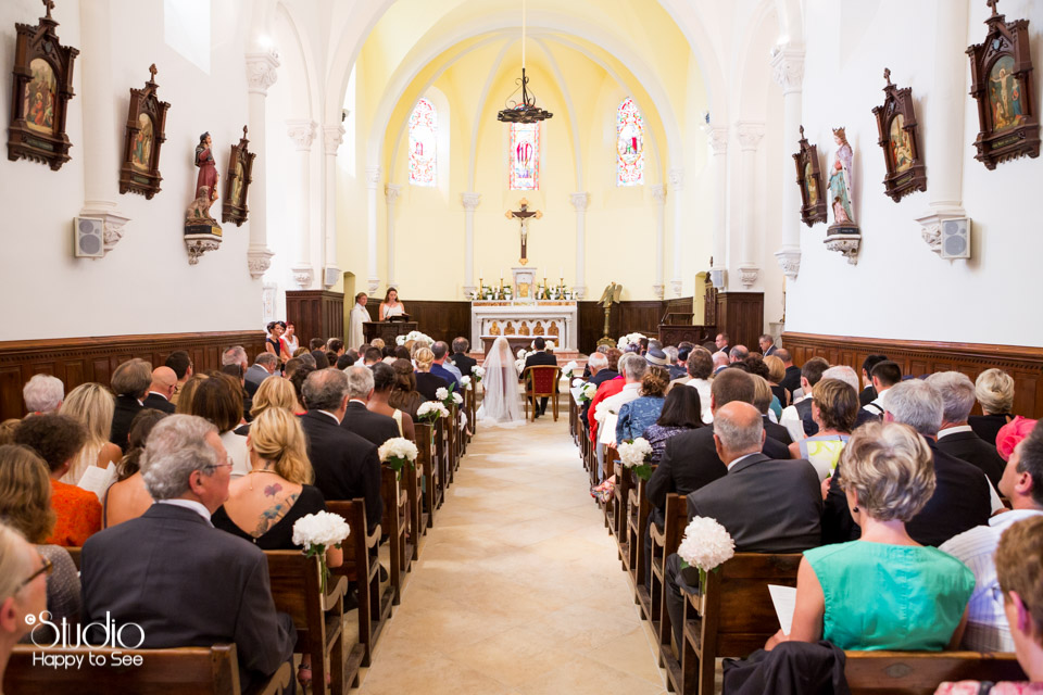 Mariage Eglise de St Germier