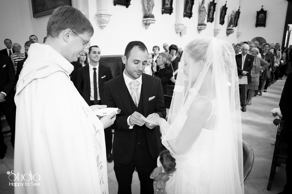 Alliances Mariage Eglise de St Germier