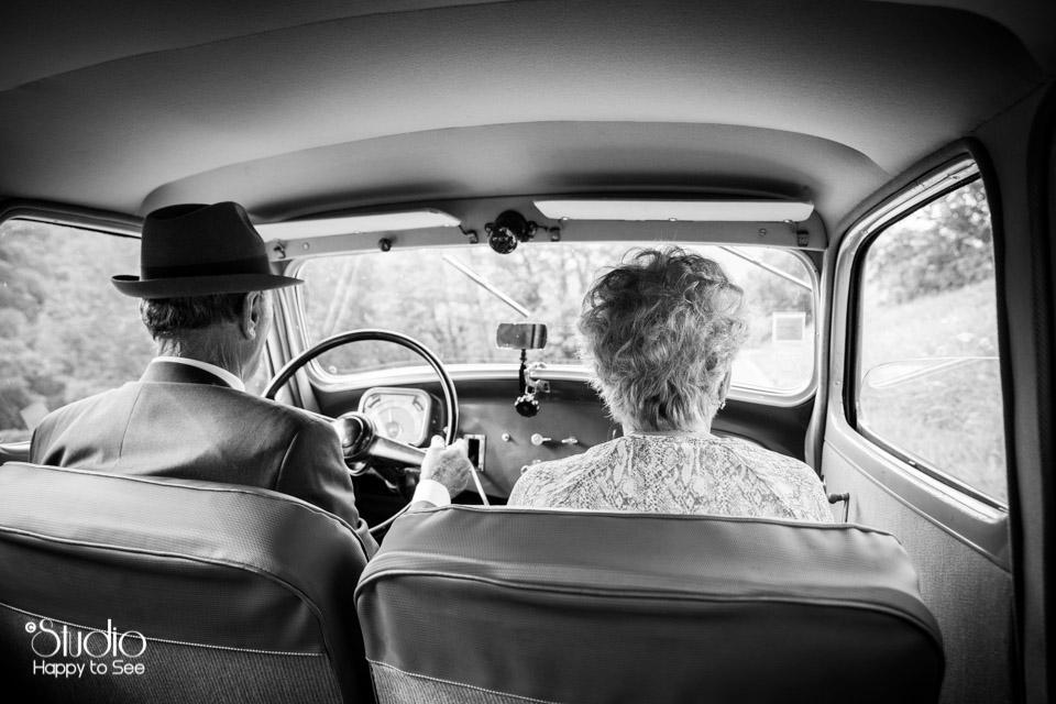 Mariage chic et retro en Ariege