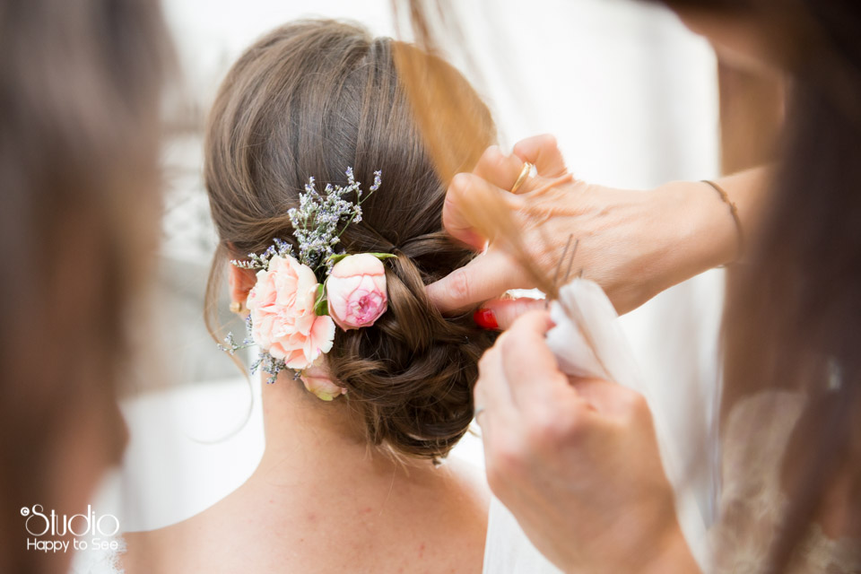 Coiffure mariage Toulouse
