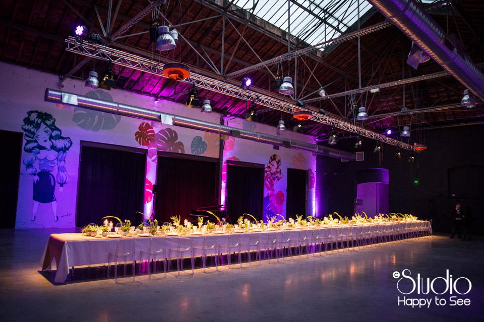 Diner des chatelains Gimm Traiteur Espace Cobalt à Toulouse