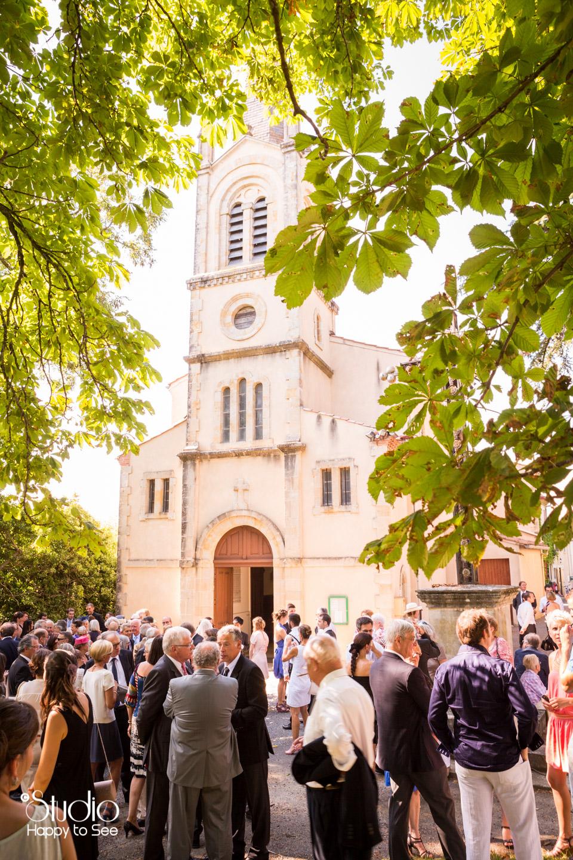 Reportage Mariage Eglise de St Germier