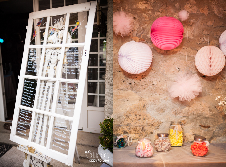 Deco Candy Bar Mariage Ariege