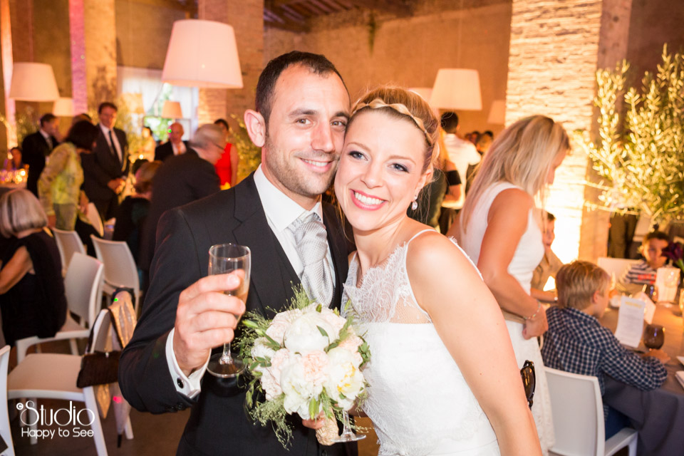 Mariage champetre a Castres