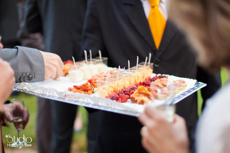 Cocktail Mariage Orangerie de rochemontes
