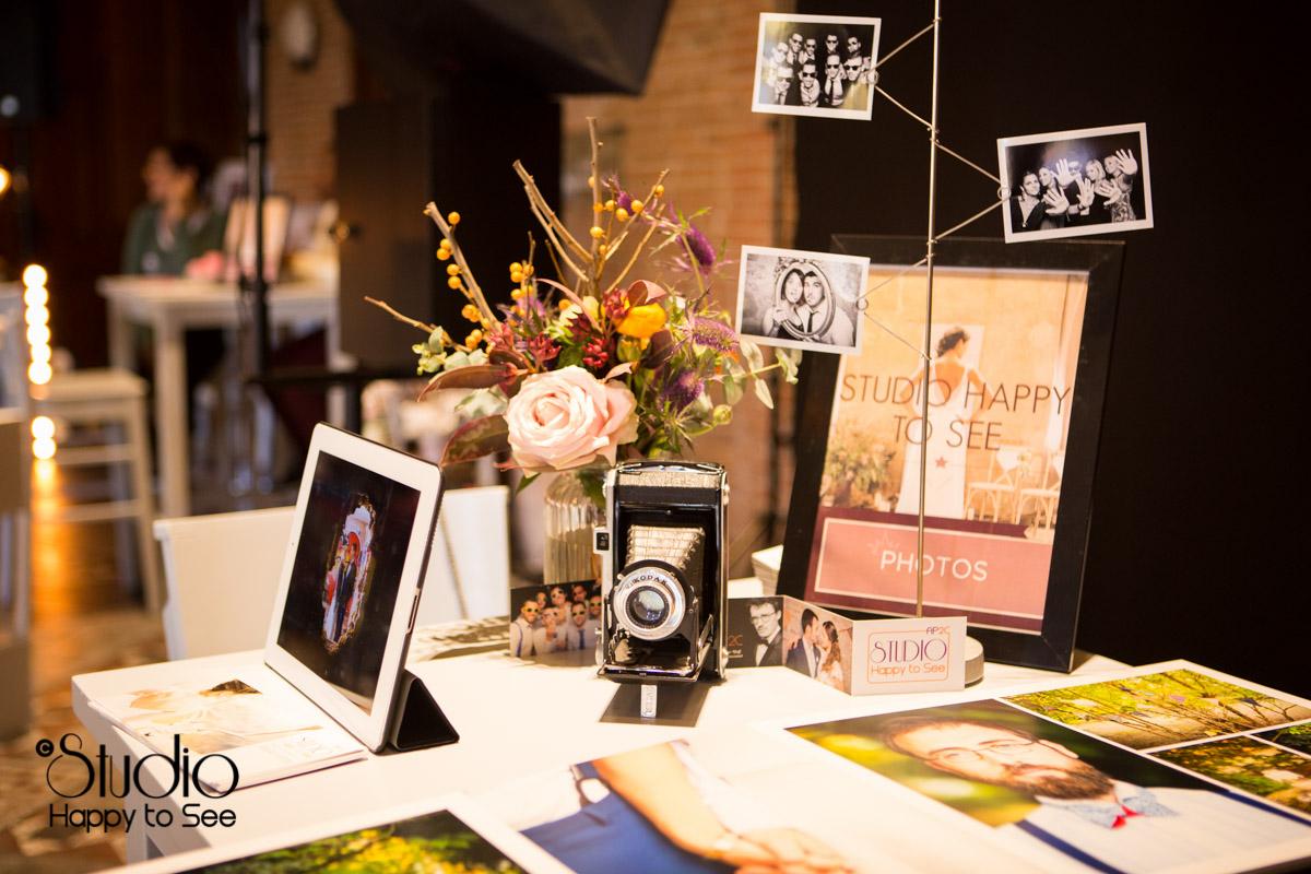 Photographe mariage Salon Mariage et créateurs Toulouse