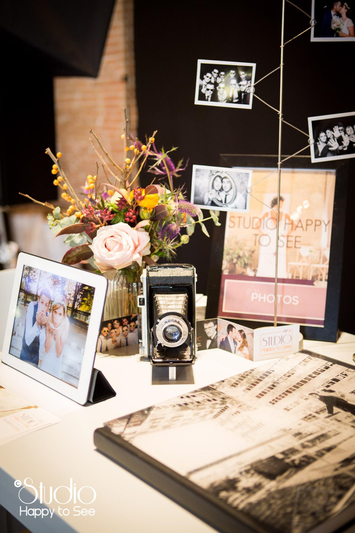 Photographe Salon Mariage et créateurs Toulouse