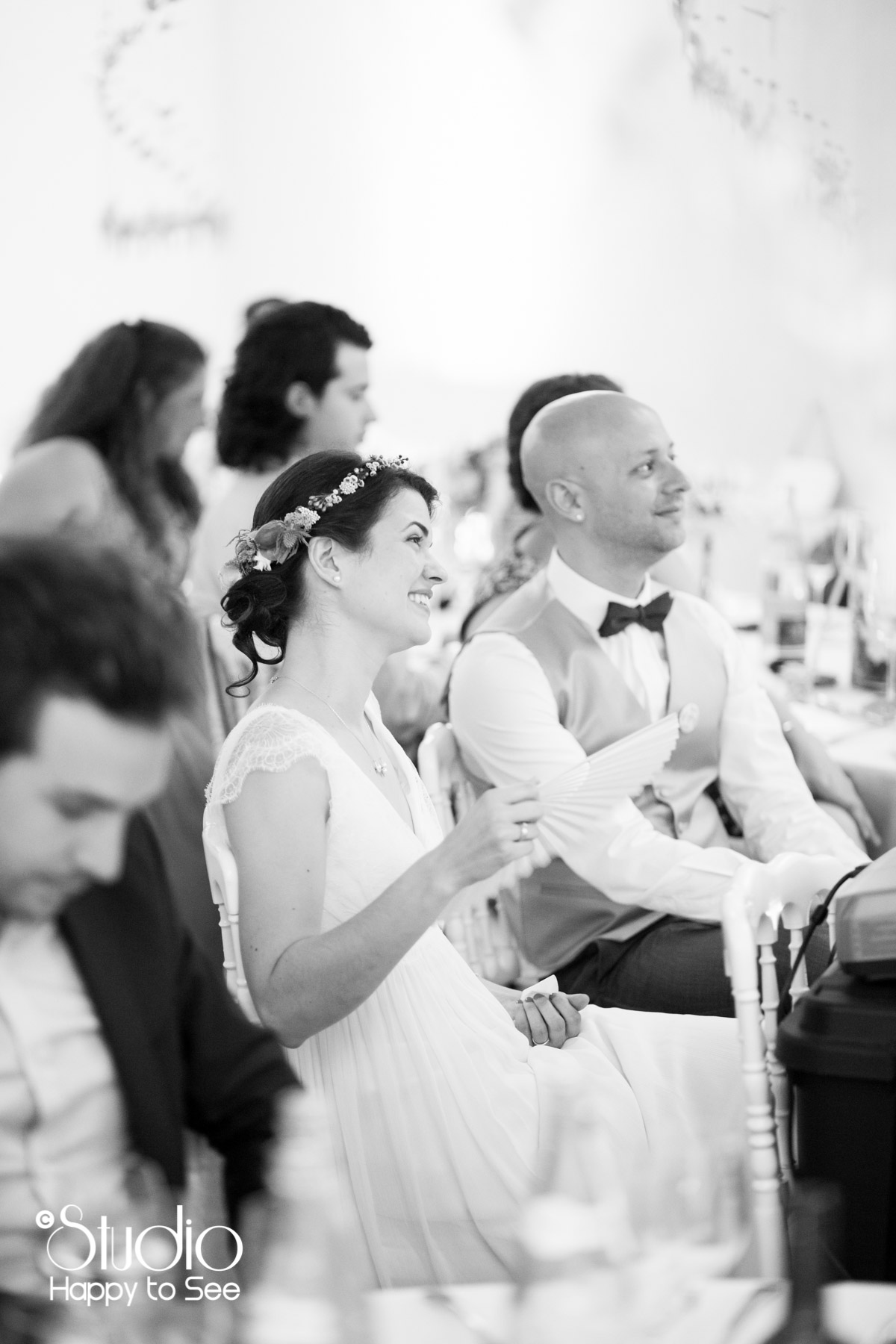 Reportage mariage soiree chateau de lasserre
