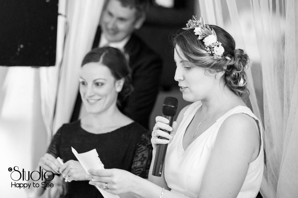 Reportage mariage soiree