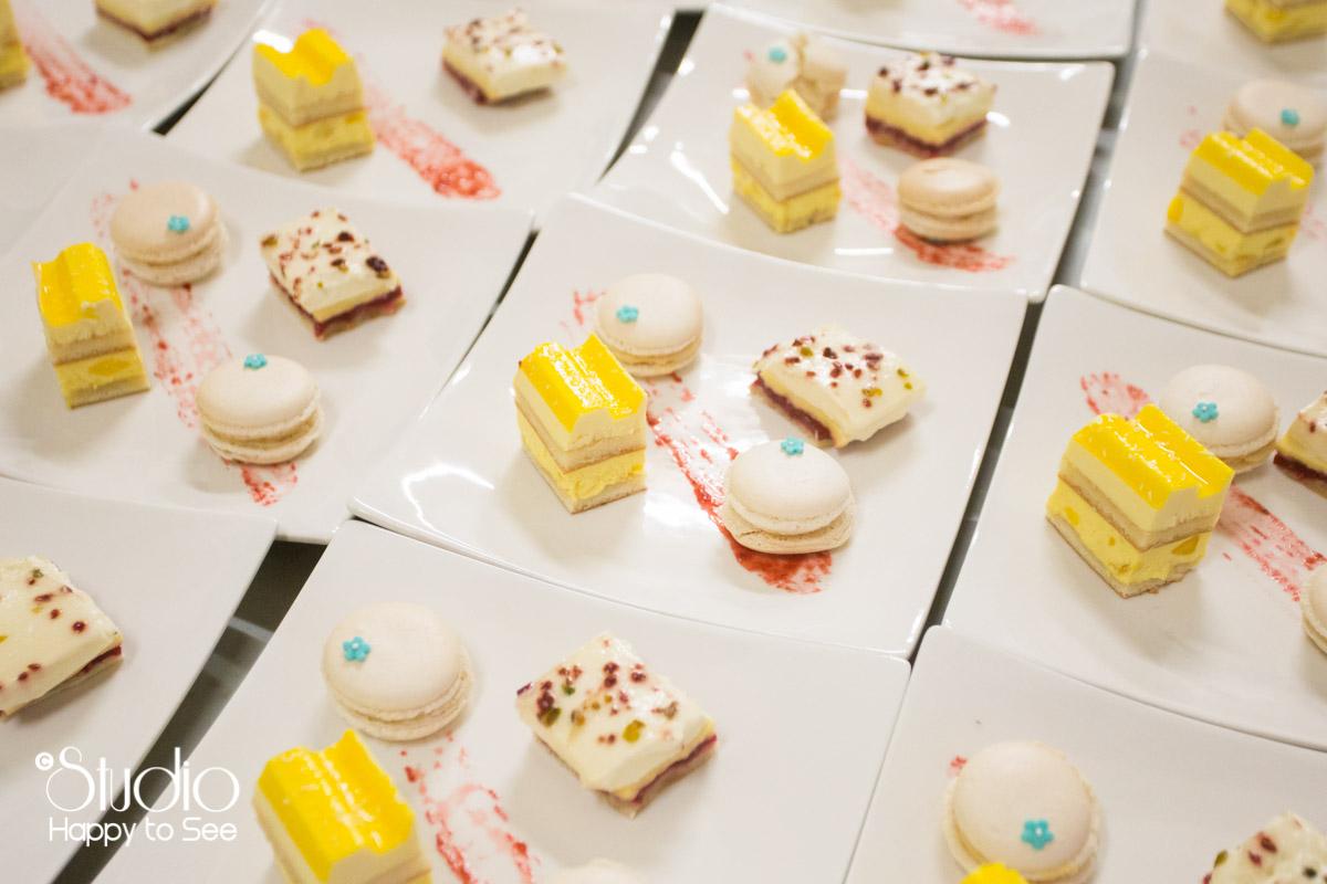 Dessert mariage Globe Traiteur