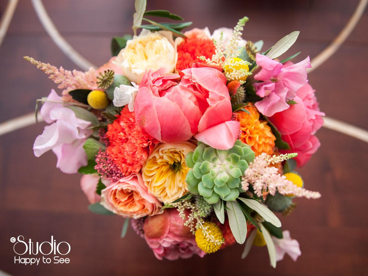 bouquet mariage tendance