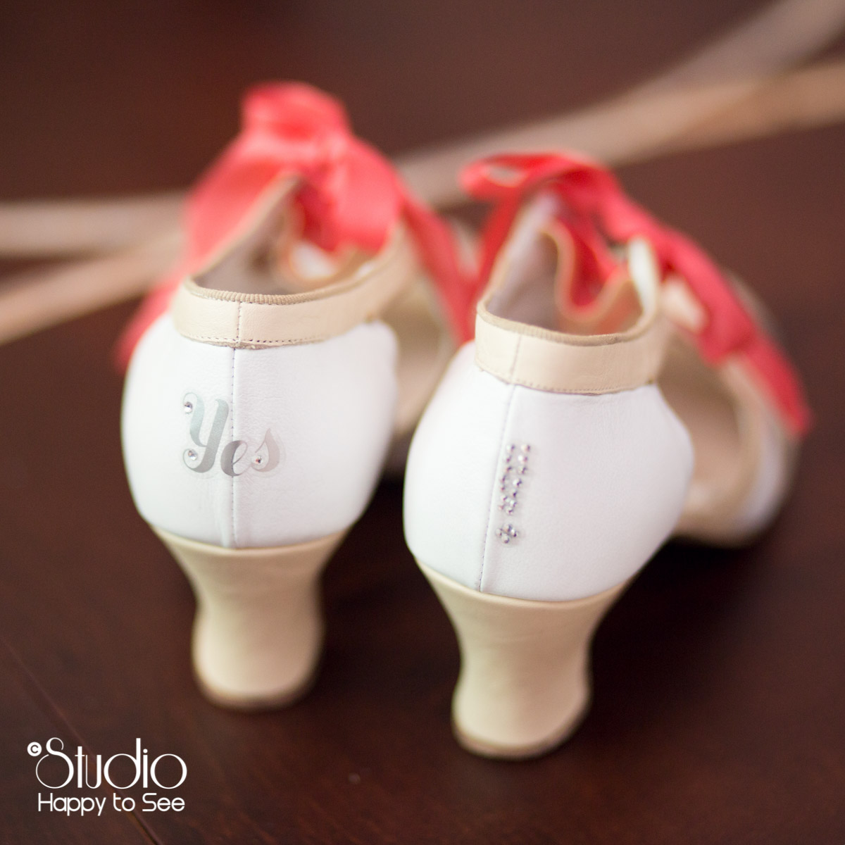 Chaussures mariage funky