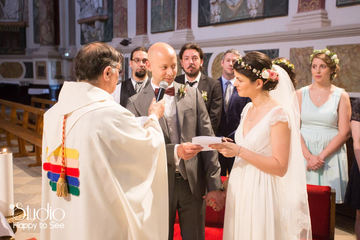 Mariage Eglise St Jacques Muret