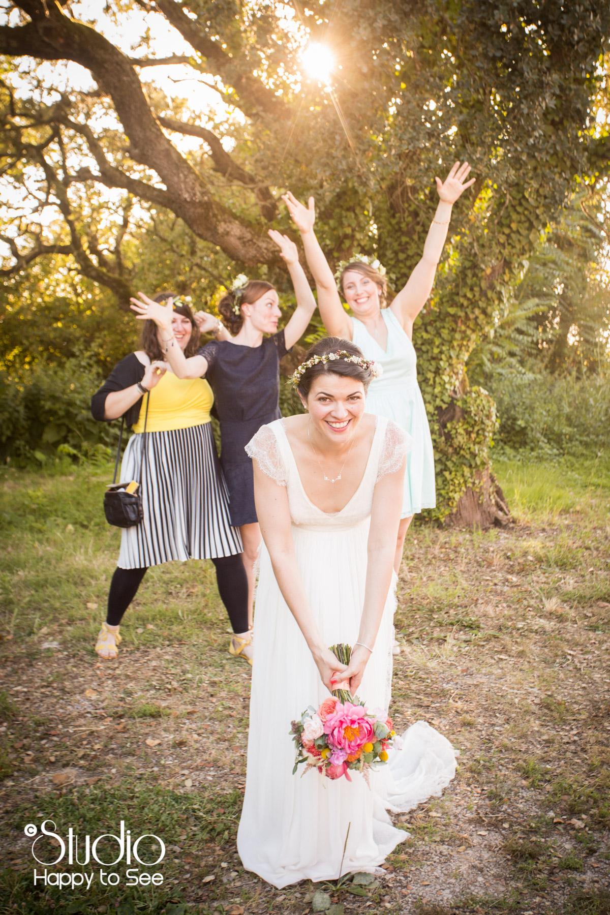 mariage funky chateau de lasserre